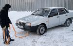 Как завести ваз 2109 и 21099 карбюратор в мороз? к старушкам свой подход