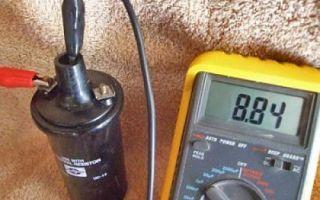 Как проверить катушку зажигания мультиметром? пошагово от и до