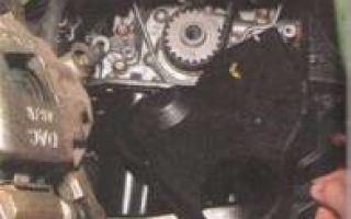 Замена ремня ГРМ на Daewoo Matiz – все, что ты должен знать