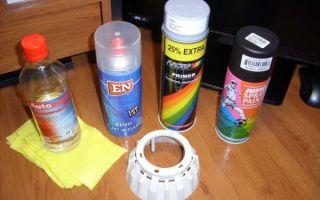 Как покрасить фары изнутри? практический мануал