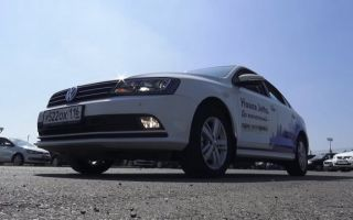 Тест драйв Volkswagen Jetta 2014 – обзор машины и видео
