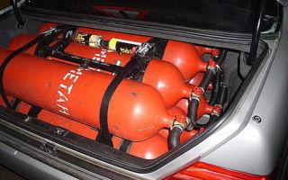 Переход с бензина на газ, что лучше пропан или метан?