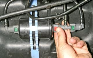 Тонкости замены топливного фильтра на Renault Logan – разбор всех действий