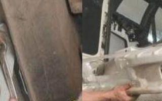 Как снять передний и задний бампер на chevrolet niva? простая работа
