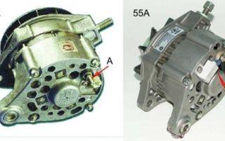 Какой генератор лучше поставить на ваз 2106 и 2107? несколько вариантов