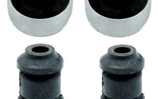 Замена сайлентблока задней балки на skoda octavia tour. рекомендации производителя
