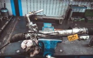 Ремонт электроусилителя руля на Калине – признаки поломки и починка