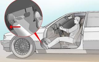 Регулировка водительского сиденья по высоте – советы и лайфхаки