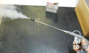 Как сделать дымогенератор для авто своими руками? интересный способ диагностики