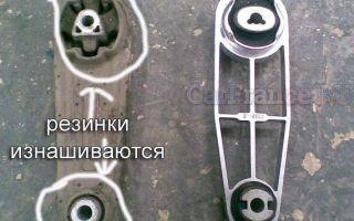 Устраняем стук в подвеске при езде по неровностям или мелким кочкам