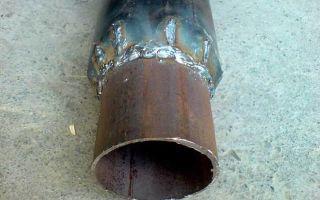 Устанавливаем пламегаситель вместо катализатора своими руками – пошаговая инструкция
