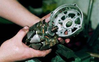 Замена подшипников генератора на ВАЗ 2110 — как это нужно делать