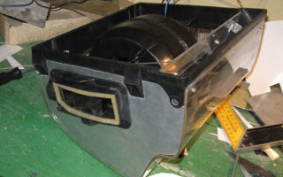 Доработка печки ваз 2107 своими руками. вариант для холодов и морозов