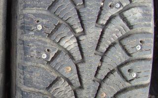 Все о восстановлении шипов на зимней резине