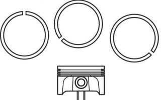 Признаки износа: как правильно поменять и поставить новые поршневые кольца