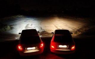 Какие фары лучше: светодиоды, галогенки или ксенон?