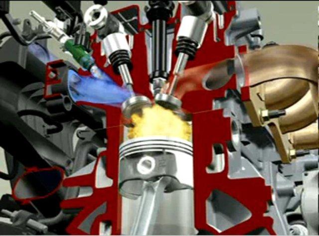 Принцип работы инжекторного двигателя. Автомеханик говорит