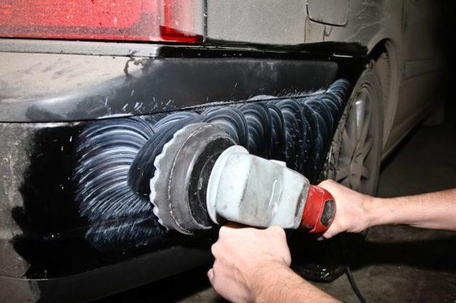 Ремонт лакокрасочного покрытия автомобиля своими руками. Обо всем по пунктам