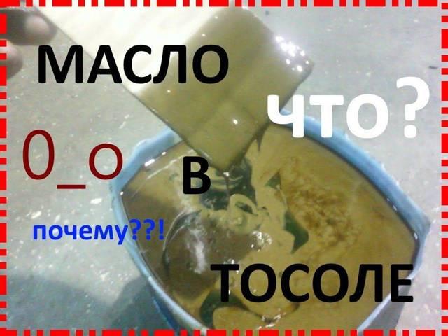 Список причин, почему тосол попал в масло