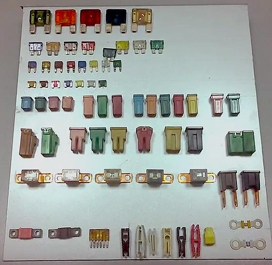 Как заменить предохранитель прикуривателя? Примеры на иномарках и вазах