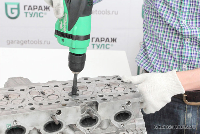 Как сделать притирку клапанов своими руками? Пошаговые автомобильные хитрости