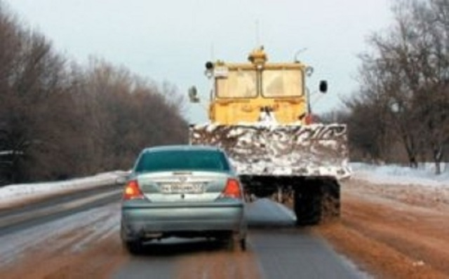 Как правильно обгонять на трассе? Советы для безопасности