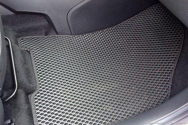 Eva коврики в машину. Тест на 4100 км. Идеальный вариант для путешествия