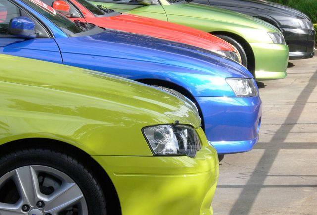 Какой цвет машины лучше выбрать? Советы от психологов и водителей