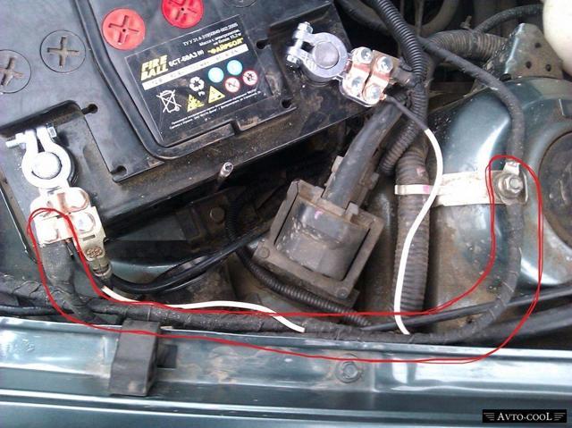Почему не крутит стартер на горячем двигателе? А мы знаем причину