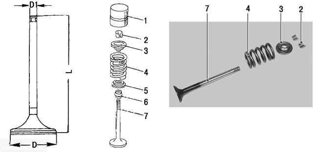 Замена клапанов ваз 2110 (16 клапанов). Сложно, но можно