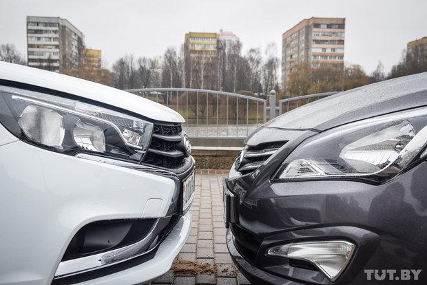 Что лучше - лада приора или hyundai accent? Русский автопром против азии