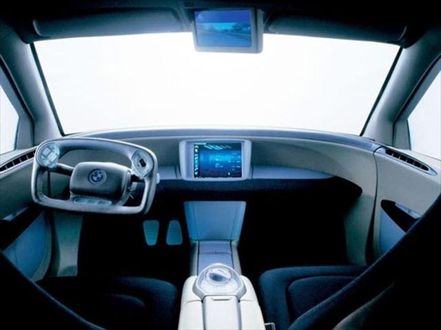 If concept. Китайский автомобиль похожий на bmw x6. Обзор машины