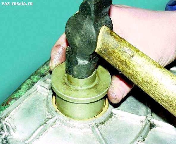 Замена сальника коленвала на ваз 2107. Список действий и советов