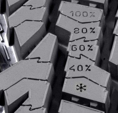 Какова глубина протектора новой шины? Цифры говорят - эксперты советуют