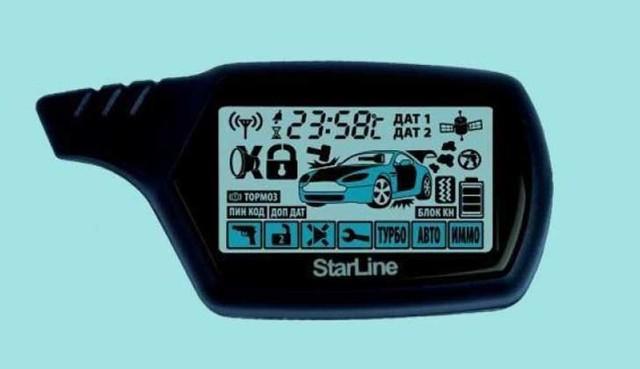 Как настроить и установить время на брелке starline а91? Детальный мануал