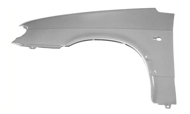 Замена заднего крыла ваз 2107. Советы для легкого ремонта