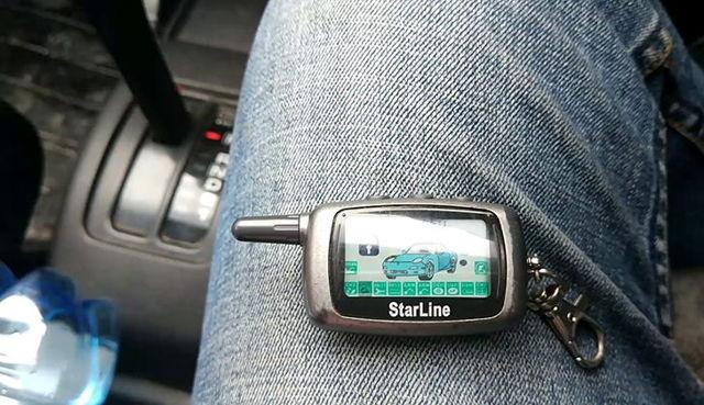 Что делать, если не работает брелок сигнализации starline? Обзор неприятного момента