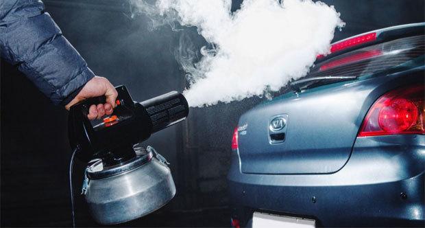 Обработка автомобилем сухим туманом. Стоит ли оно того? Обзор плюсов и минусов
