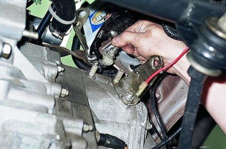 Замена троса сцепления на ваз 2110 и 2112. Типичный ремонт