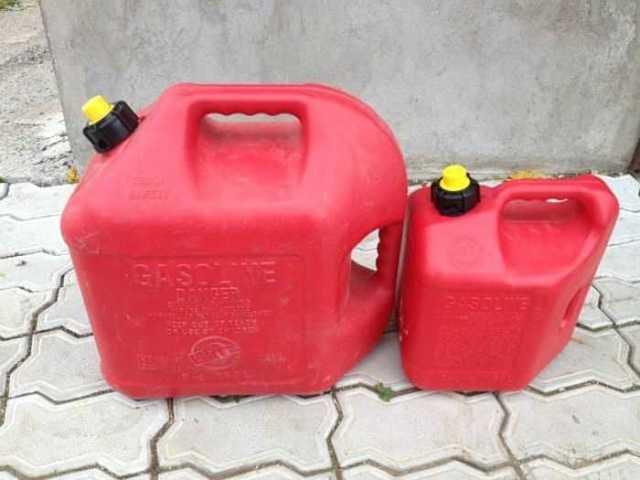 Какая канистра для бензина лучше?  Обзор видов материалов