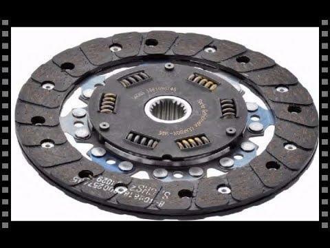 Как правильно и какой стороной поставить диск сцепления? Даже этому можно научиться