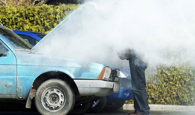 Как защитить машину от солнца и жары на стоянке? Актуальные способы