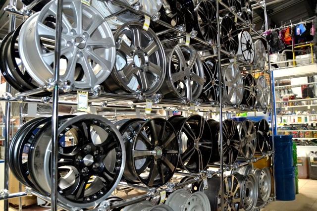 Как проверить литые диски при покупке? Нехитрые советы