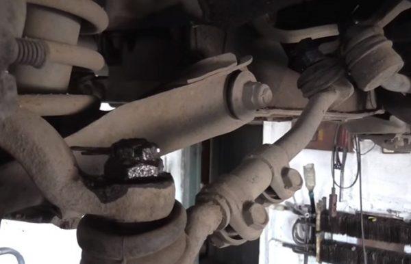 Замена рулевых тяг на ваз 2107. Классика всегда требует ремонта