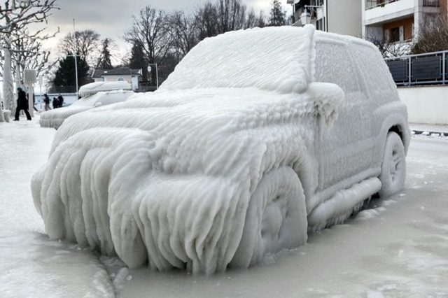 Как утеплить салон автомобиля своими руками? Когда зима близко
