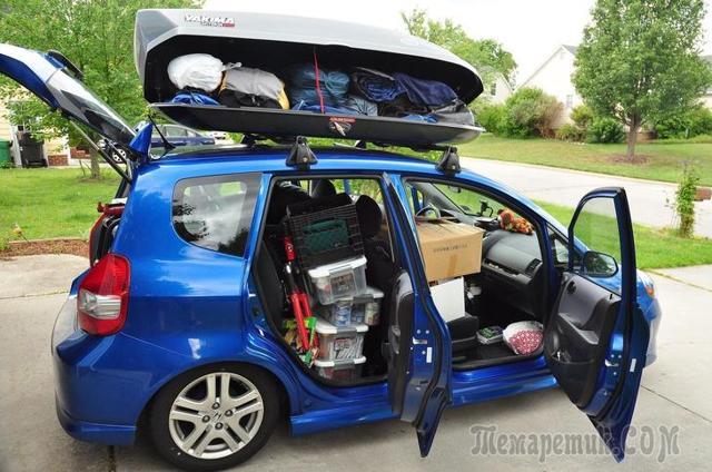 Как подготовить машину к дальней поездке? Ничего не забываем