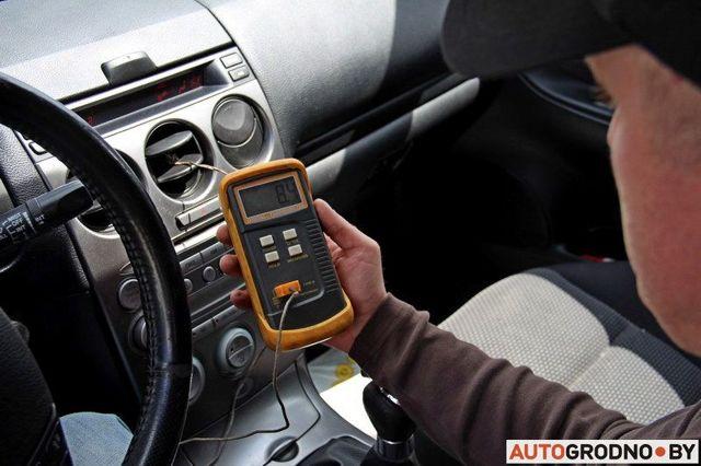 Как заправляют кондиционер в авто? Тонкости этого процесса