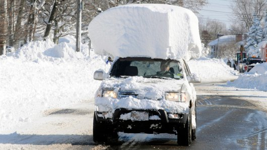Можно ли мыть машину зимой и как это делать правильно?