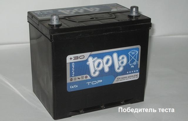 Лучший недорогой аккумулятор с тонкими клеммами. Актуальный список