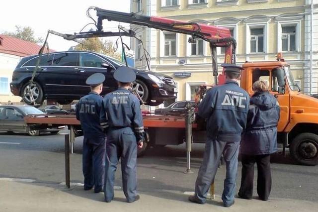 Как узнать куда эвакуировали машину в москве и спб? В помощь каждому водителю